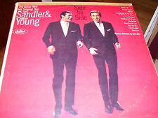 SANDLER AND YOUNG THE GREAT NEW SINGING DUO-VINYL-NM-SIDE BY SIDE-DOMINIQUE