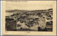 TANGER Tangier Maroc ~1910 AK Rotterdamsche Lloyd Karte Vintage Postcard