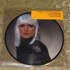 """Blondie-Island of Lost Souls UK 7"""" picture Disc Mint/Unplayed"""