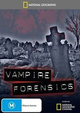 National Geographic - Is It Real : Vampires / Vampire Forensics (DVD, 2010) Reg4