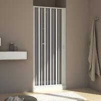 Box doccia parete o porta nicchia soffietto da cm 60 a 200 Serie SIRIO FORTE