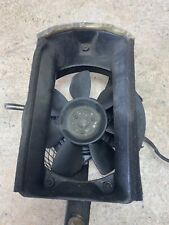Suzuki Vs800 Intruder  Radiator Cooling Electric Fan And Shroud