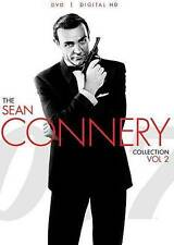 007: The Sean Connery Collection - Vol 2 NEW DVD FREE SHIPPING!!