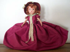 October Doll of the Month #196 Bisque Nancy Ann Storybook doll