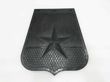 REAR MUDGUARD'S RUBBER MUD FLAP SUITABLE FOR ROYAL ENFIELD