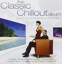 The Classic Chillout Album 2cd 33 Tracks Moby Groove Armada Enigma Nr MINT