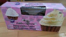 NEW IN BOX ♡ WILTON JUMBO CUPCAKE  CAKE PAN ♡ FUN