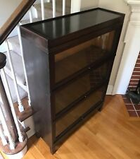 Antique Globe-Wernicke Grade 3298-1/2 3 Stack 5 Piece Barrister Bookcase, Nice!