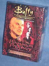 "NIB - ""Buffy"" Card Game Starter Decks - Villain Decks - Free Pack w/Buy"