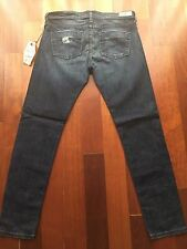 $250 NWT Dylan George Penelope Skinny Slouch Jeans Made in USA 26 28