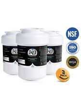 GE MWF Water Filter Compatible Replacements K&J MWFA GWF GWF01 +MORE (3 PACK)