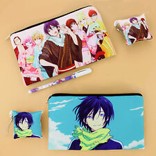 Noragami Yato Anime Bag Phone Bag Pencil Case Cosmetic Christmas Gift