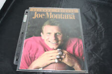 Joe Montana 1993 BECKETT TRIBUTE MAGAZINE ISSUE #2 (80) PAGES
