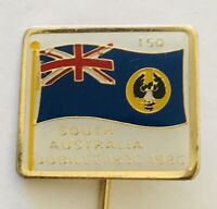 South Australia 1980 Jubilee Pin Badge Souvenir Rare Vintage (G12)