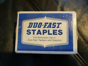 "5000 Duo-Fast Staples 3/8"""