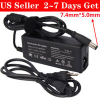 New 65W AC Power Adapter Charger Cord For HP Slimline Desktop 450-A114 450-A120
