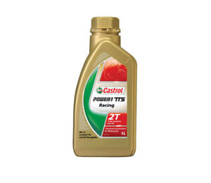 Castrol Power 1 TTS - 2 Stroke Oil, Synthetic (for motorcycles)