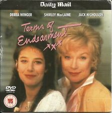 TERMS OF ENDEARMENT - DAILY MAIL PROMO DVD