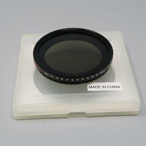 Genus 62mm Neutral Density Variable ND Filter