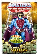 Masters of the Universe MOTU Classics New Adventures NA SKELETOR
