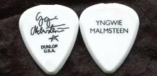 YNGWIE MALMSTEEN 2015 Tour Guitar Pick!!! custom concert stage Pick