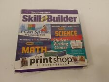 Southwestern Skill Builder Math Science Art Photo Algebra 1 Algebra 2
