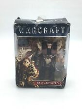 Warcraft Movie Blackhand 6 Inch Action Figure with Accessory