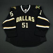 2008-09 Michael Neal Dallas Stars Game Used Worn Reebok Hockey Jersey! NHL
