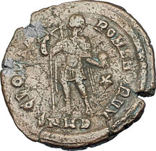 THEODOSIUS I the GREAT 379AD Heraclea RARE Authentic Ancient Roman Coin i65923