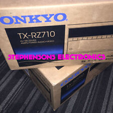 100% BrandNewSealed Onkyo TX-RZ710 TXRZ710 7.2 THX Network AV Receiver