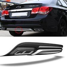 Two-Tone Painting Rear Diffuser for Chevy Holden Cruze 2013 2015