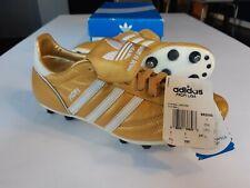 adidas Originals Profi Liga UK 7 US 7.5 mixed stud conversion metalic gold/white