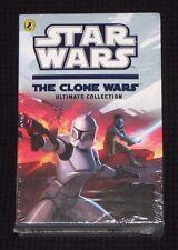 Children's Book Set - STAR WARS - CLONE WARS ULTIMATE COLLECTION Paperback 2011