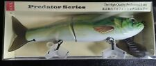 CCL Predator Series Jointed  Fishing Swimbait New in Box Detachable Fin