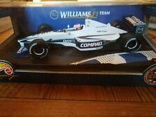 Matel Hot Wheels Formula 1 Williams F1 Team (FW22)