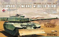 Meng Model 1/35 TS-041 Leopard C2 MEXAS w/Dozer Blade