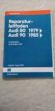 Audi 80 90  Reparaturleitfaden   Stromlaufpläne 1979 1985