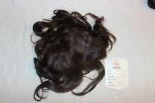 Vintage 100%  Real  Human Hair Hand made in Korea