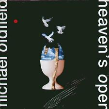 """MICHAEL OLDFIELD """" HEAVEN'S OPEN """" LP SIGILLATO VIRGIN ITALY 1991"""