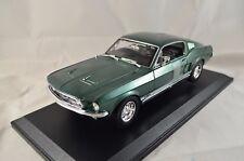 Ford Mustang GTA Mach 1967 1:18 métal, MAISTO Art. 31166