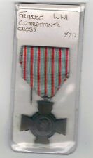 French Issued Army Militaria Medals & Ribbons