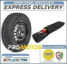 """16"""" FULL SIZE SPARE WHEEL VAUXHALL CORSA D (4 BOLTS) 2006-2015+JACK AND BRACE"""
