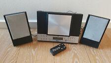 Elta Kompakt Stereoanlage Musikanlage CD MP3 Radio wie neu!