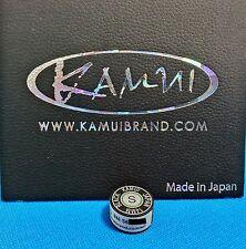 (1) Genuine S KAMUI BLACK Pool Cue Tip ( SOFT ) - w/ serial number