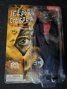 """JEEPERS CREEPERS - Classic 8"""" MEGO Horror Action Figure Movie Monster"""