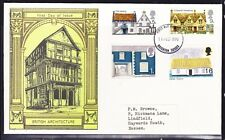 "Great Britain  1970 ""Thames"" Architecture  Brighton to Sussex First Day Cover"