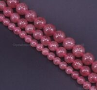 Natural Hematite Gemstone Round Ring Beads 16/'/' 8mm 10mm 12mm 14mm 16mm 27mm