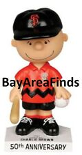 Free Shipping CA,NV,AZ,OR San Francisco Giants 2017 Charlie Brown Bobblehead