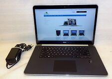 Dell Precision M3800 touch 2.20Ghz Quad core i7 16GB 500GB SSD Win 8 Pro webcam