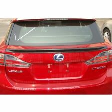 PAINTED FOR LEXUS CT200H CT200 H REAR MIDDLE TRUNK BOOT SPOILER 11-16 F Sport